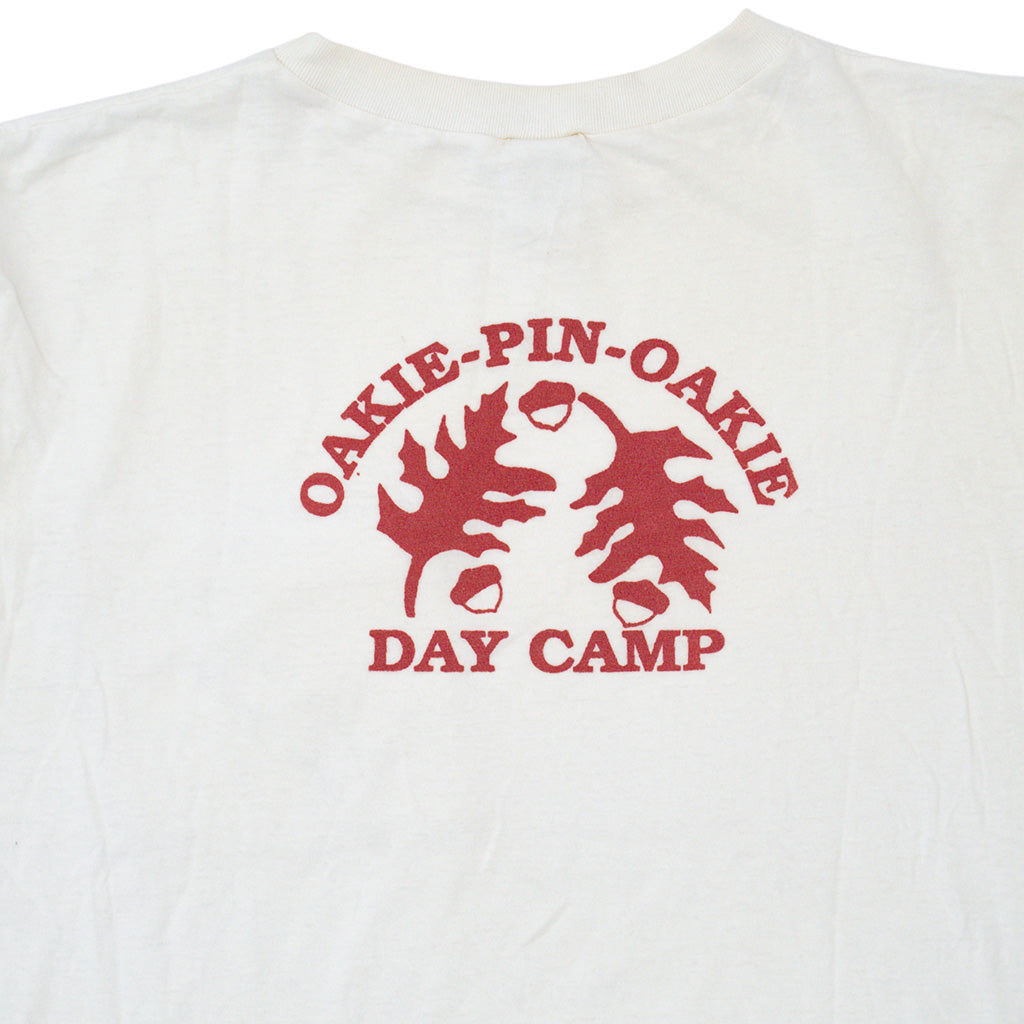 Transnomadica Day Camp Personalized T-Shirt Medium