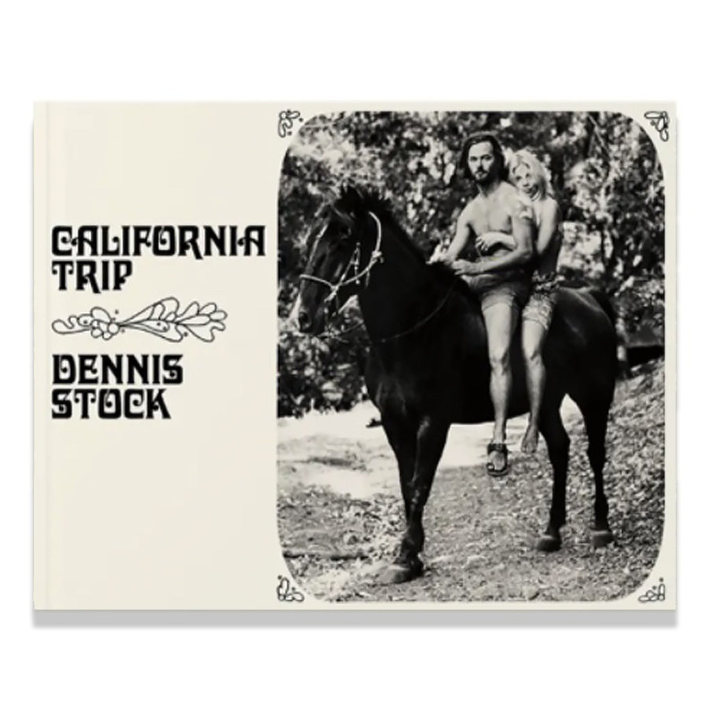 Front cover of Dennis Stock: California Trip