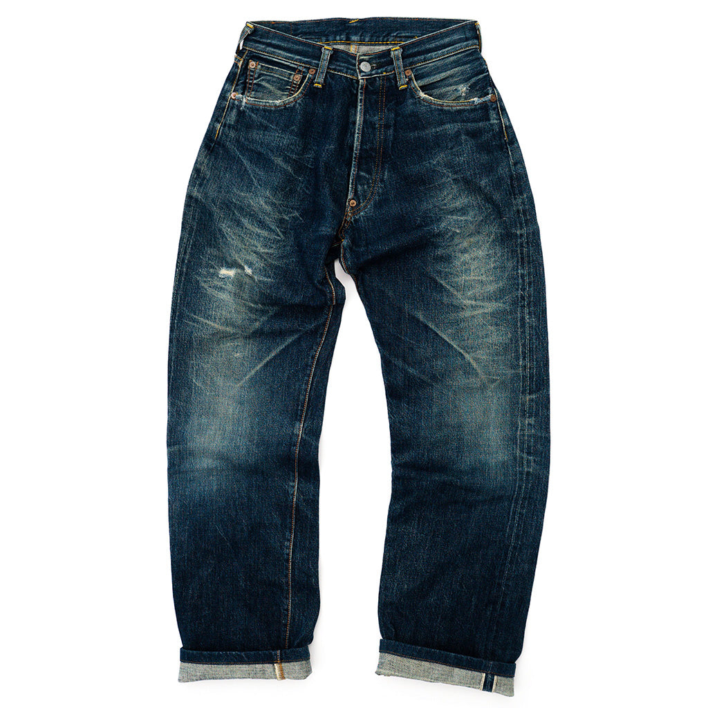 Transnomadica Evis Japan No. 1. Special  Selvedge Jeans W27 x L31 Cuffed