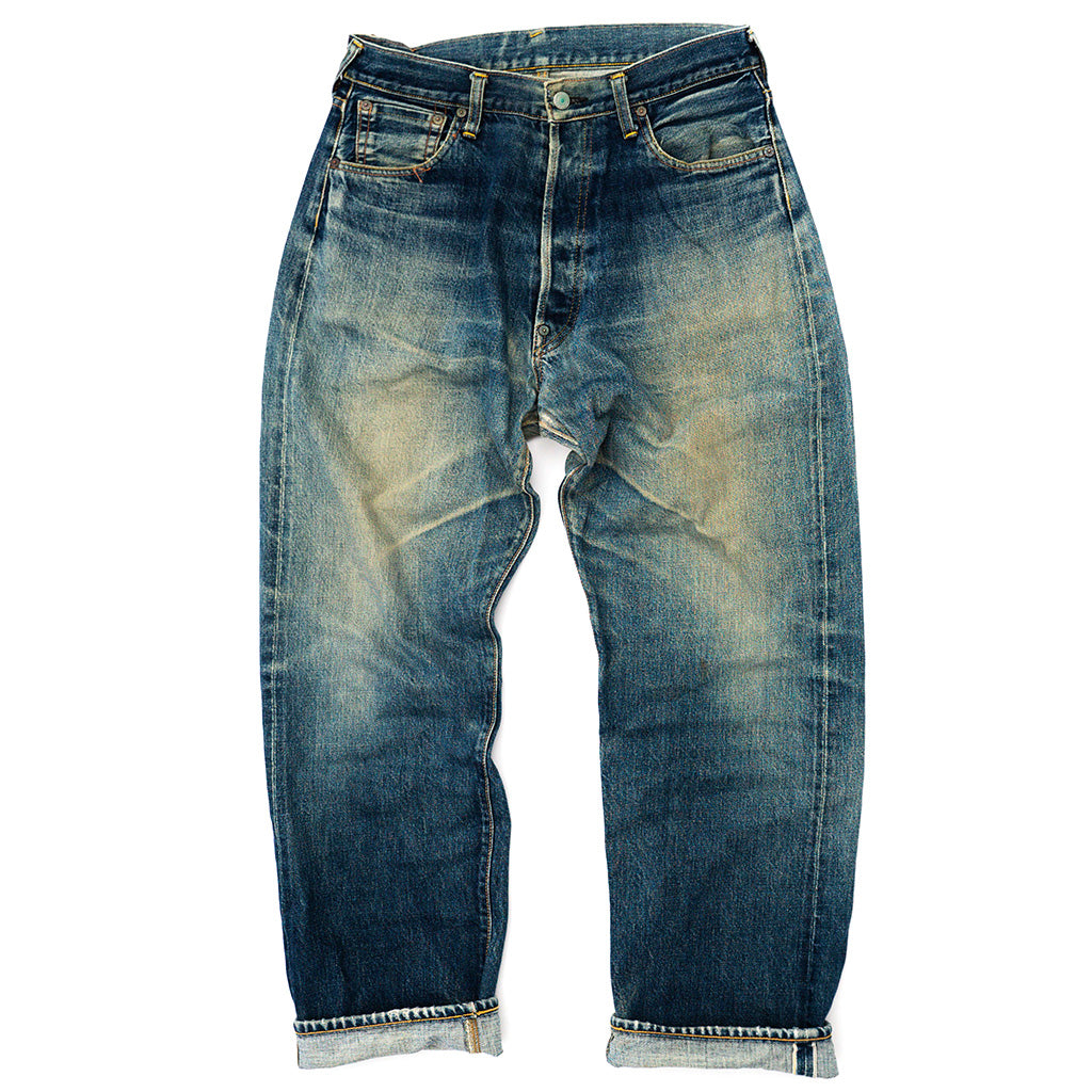 Transnomadica Evis Japan No. 2. Selvedge Jeans W31 x L30 Cuffed