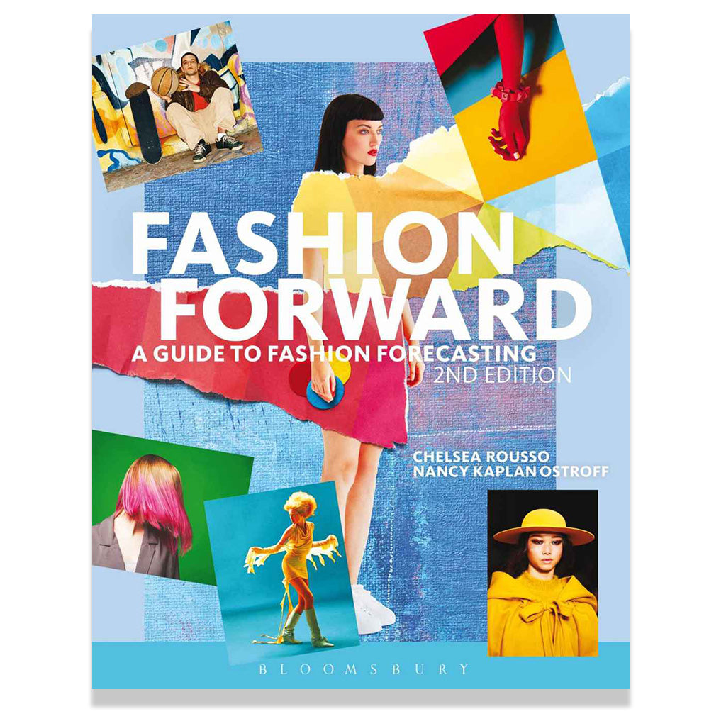 Front page of Fashion Forward A Guide to Fashion Forecasting
