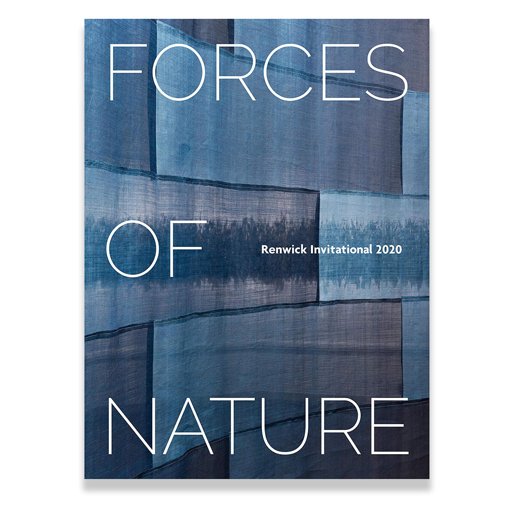 Front cover of Forces of Nature: Renwick Invitational 2020