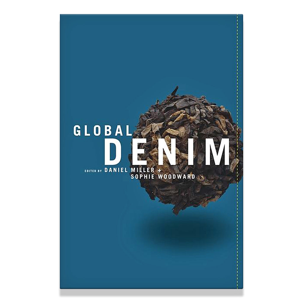 Front cover of Global Denim by Daniel Miller and Sophie Woodward