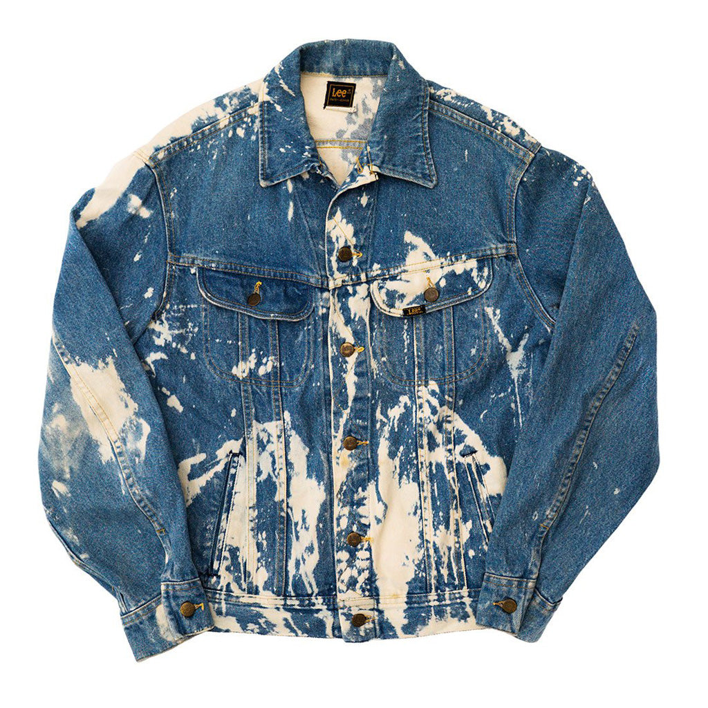 Lee Jean Jacket Home Experiment #1 Large