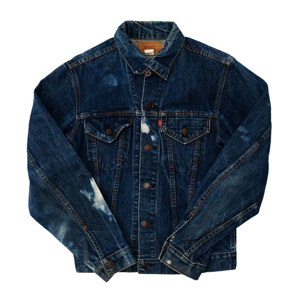 Levi's Type III Jean Jacket Home Experiment #6 Small