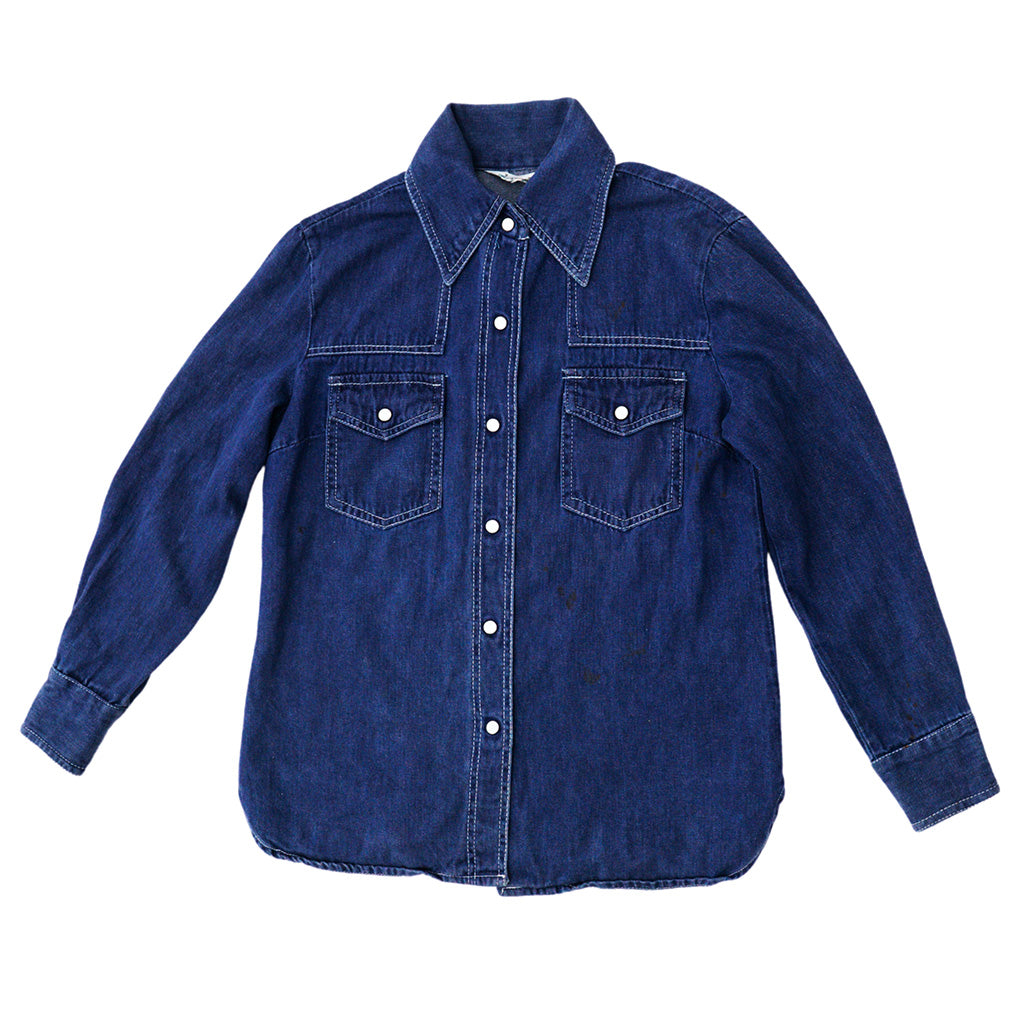 Transnomadica K-Mart Western Patch Pockets Shirt Small