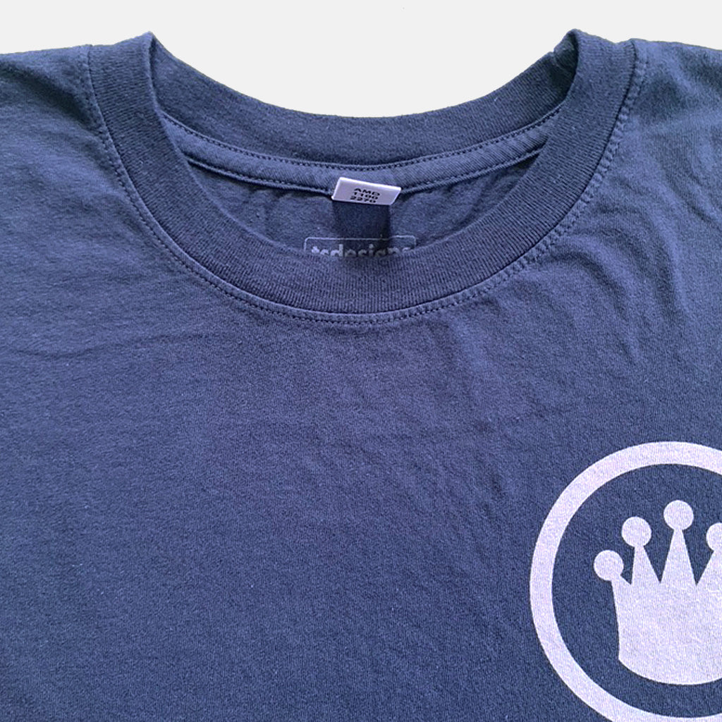 Kingpins Homegrown Eco-Friendly Logo T-Shirt - Men's