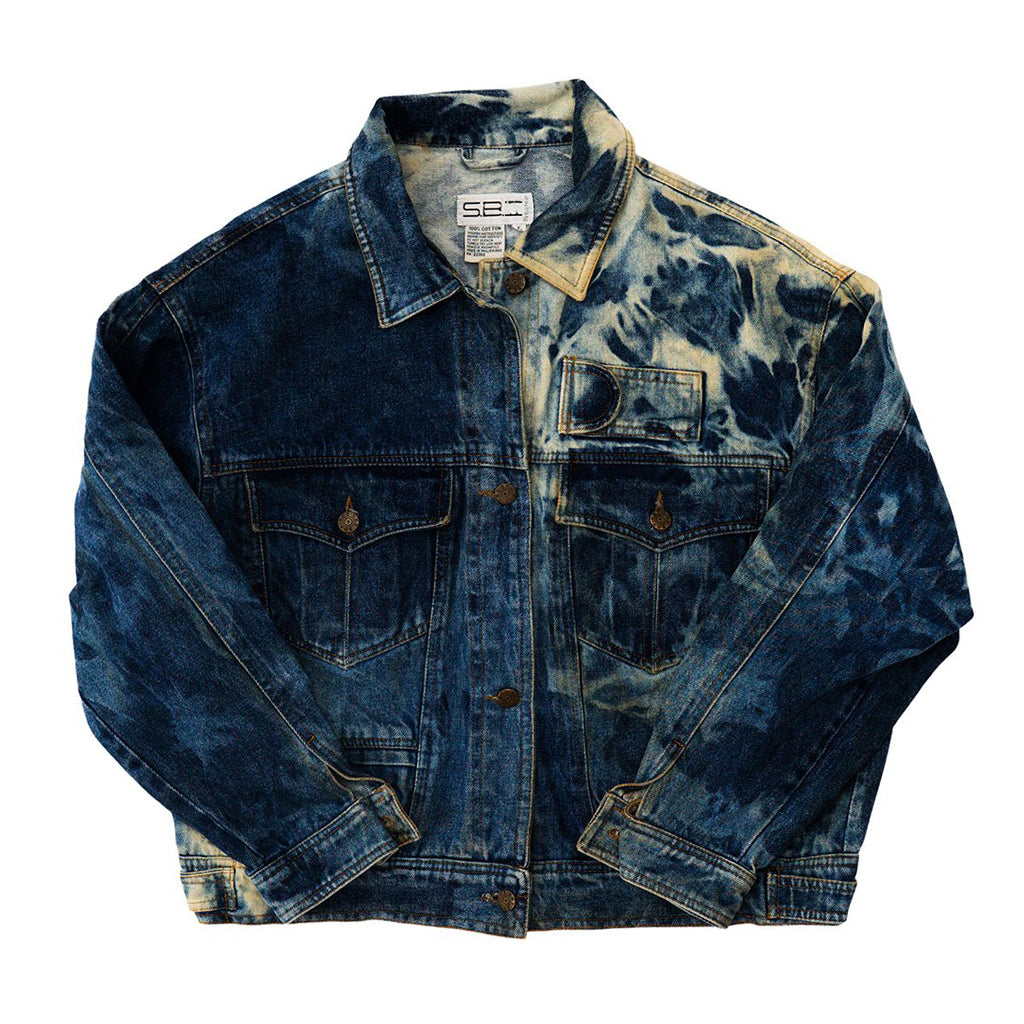 Transnomadica Lee Jean Jacket Home Experiment #11 L