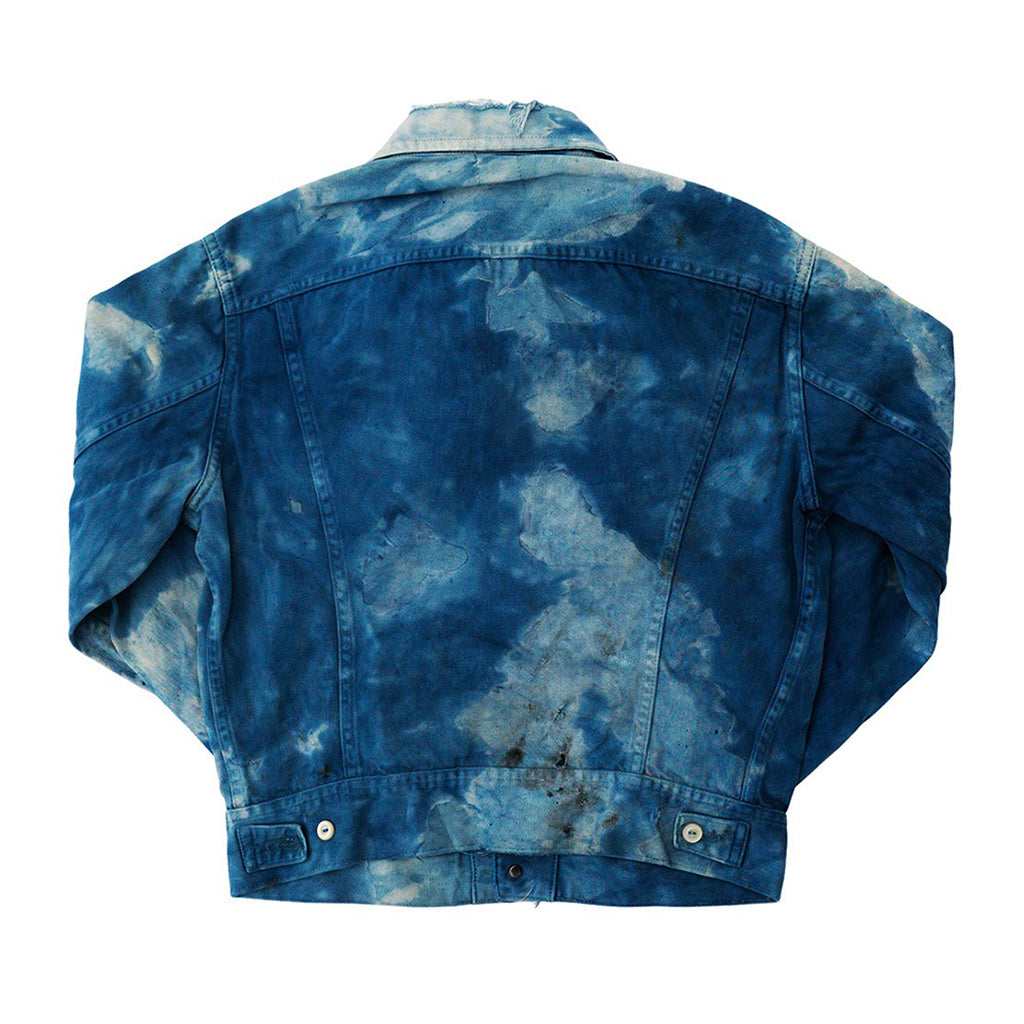 Lee Jean Jacket Home Experiment #4 Small