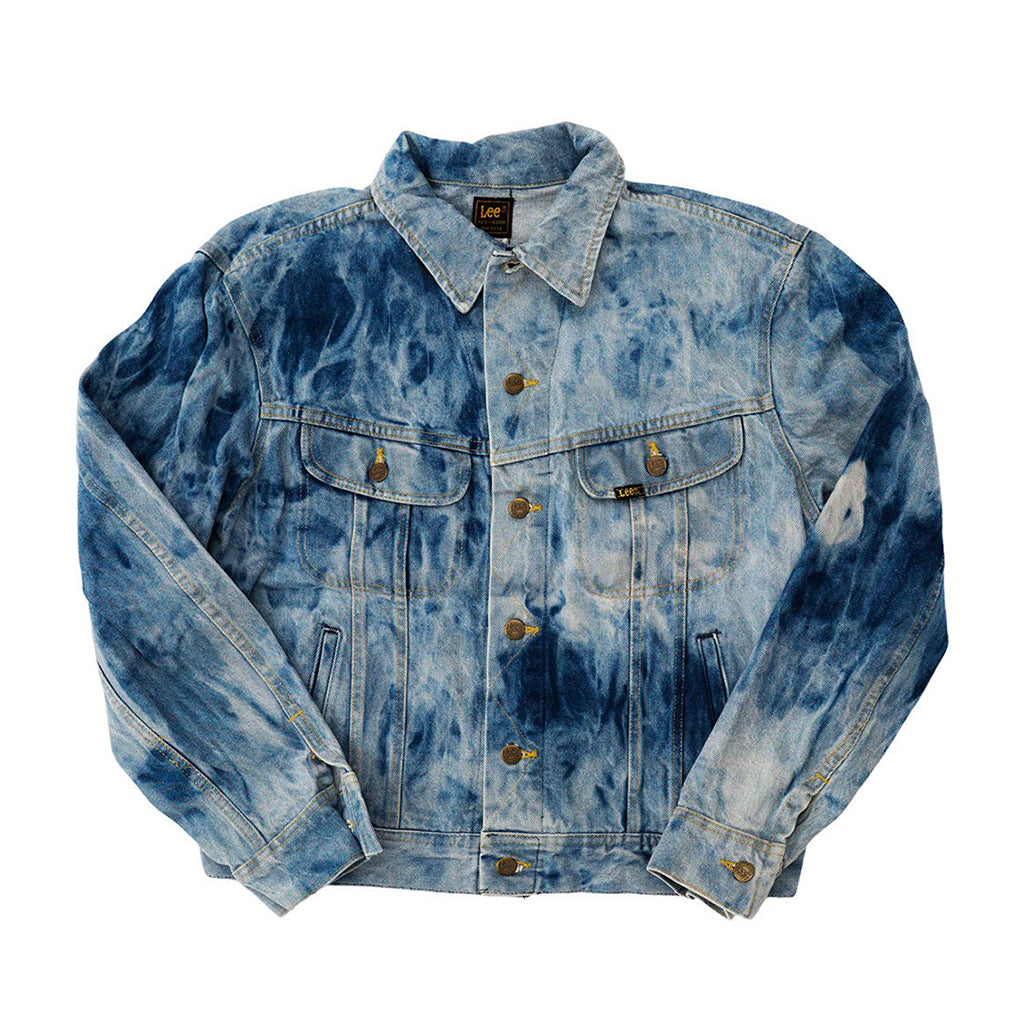 Lee Jean Jacket Home Experiment #8 Large