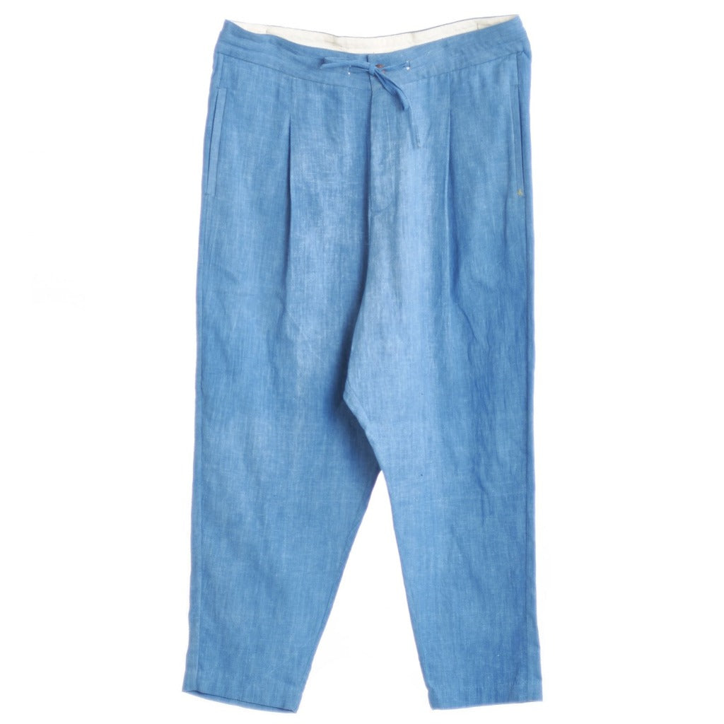 11.11 Eleven Eleven Handspun Cotton Men's Trousers