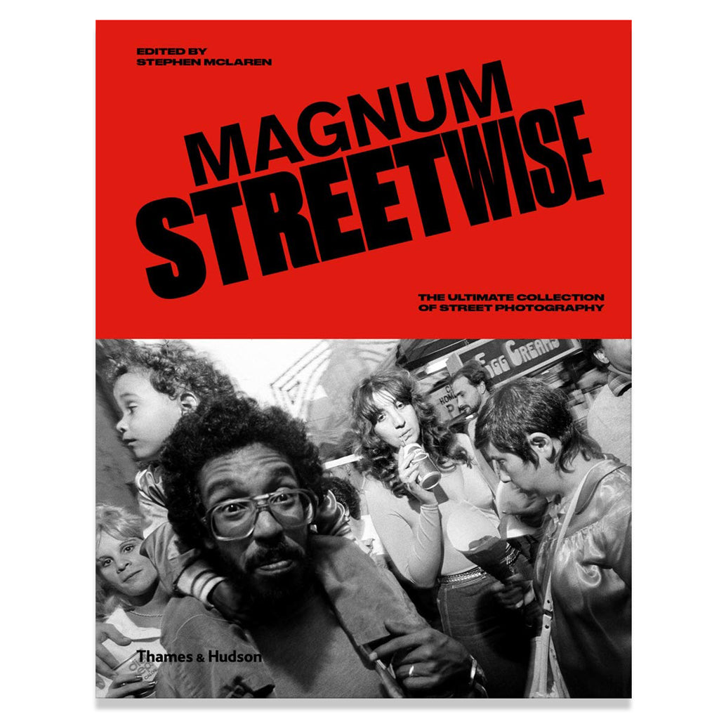 front cover of Magnum-Streetwise