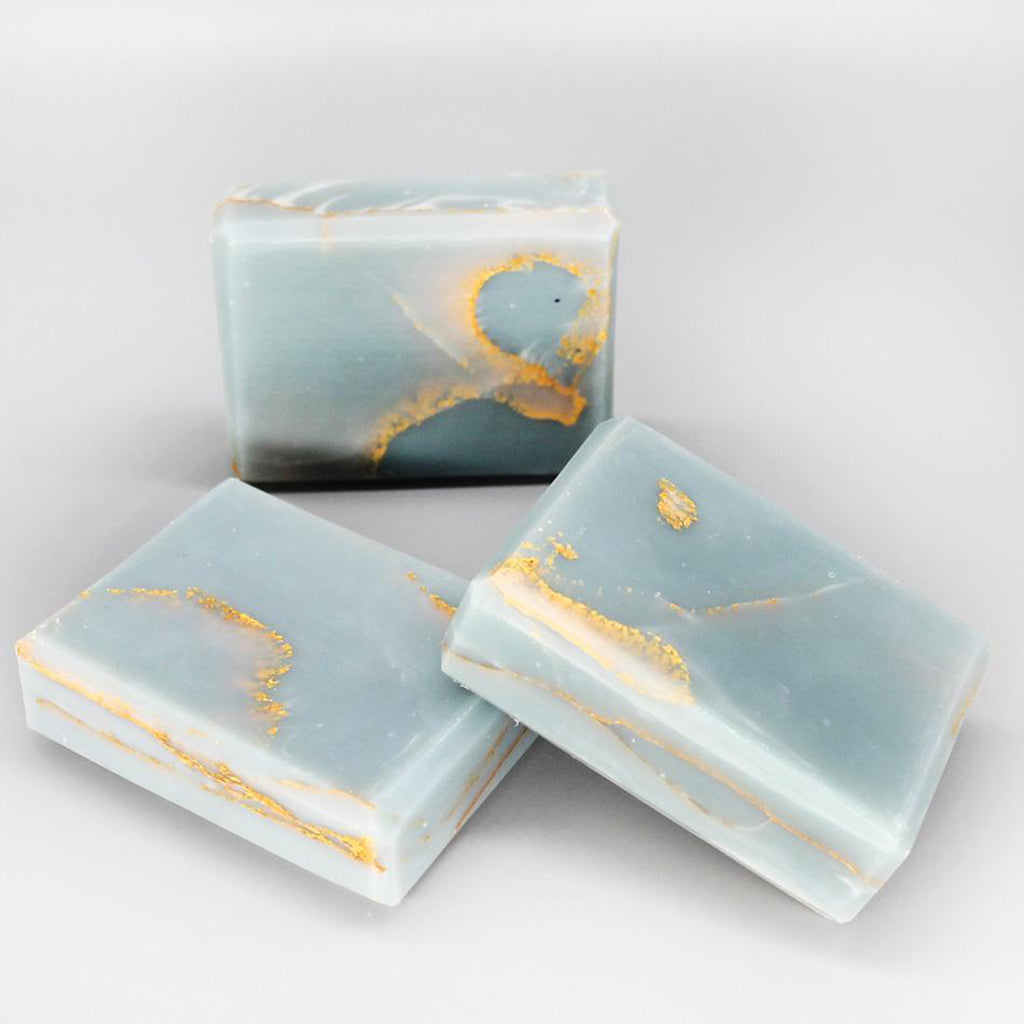 Thousand Miles From Nowhere - Lemongrass & Citronella Scented Soap by Marsau Botanics