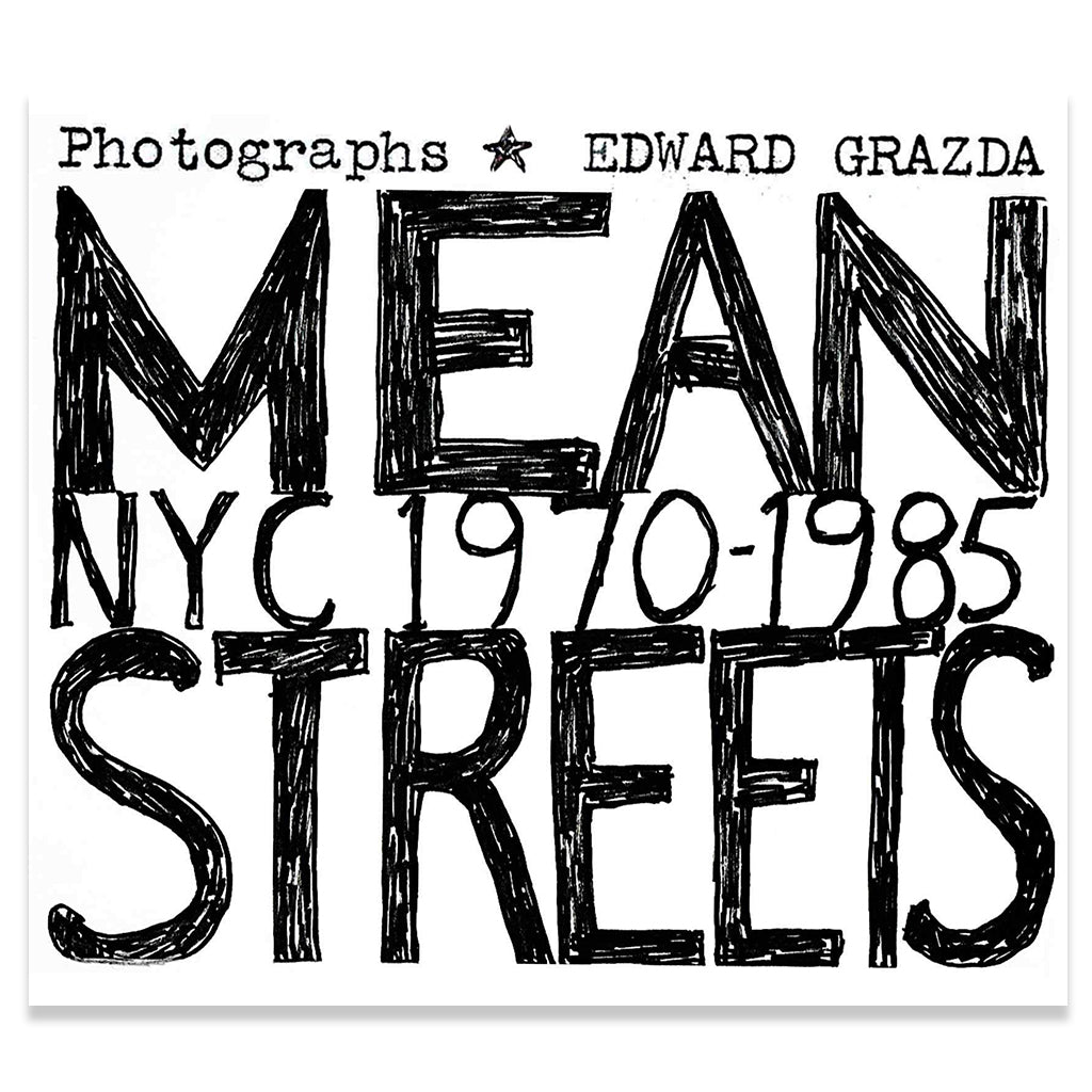 Mean Streets: NYC 1970-1985 front page