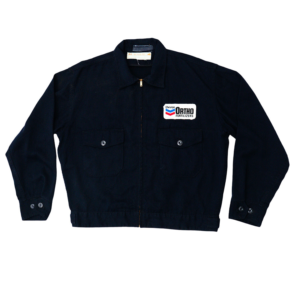 Mechanic Chevron Jacket Large