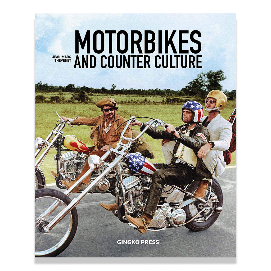 Front cover of Motorbikes Counter Culture by Jean-Mark Thevenet