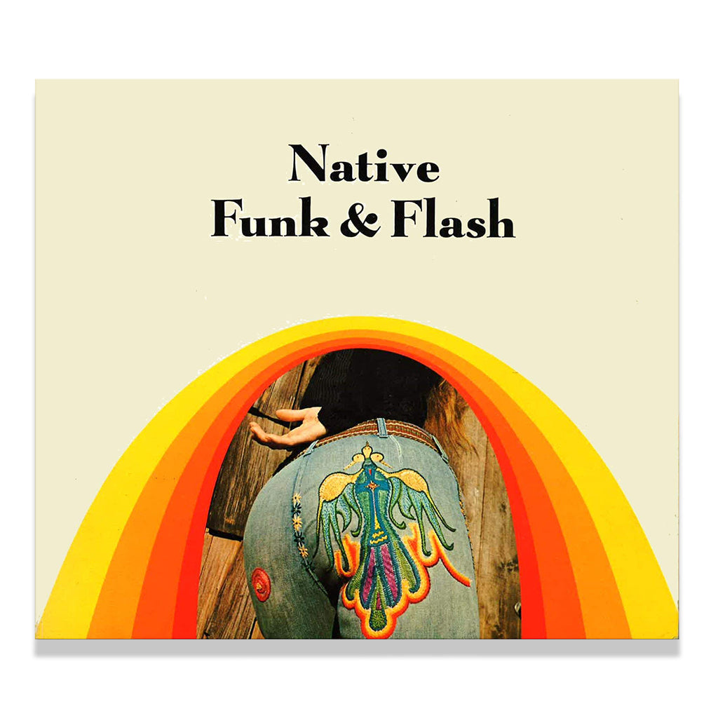 Front cover of Native Funk & Flash: An Emerging Folk Art