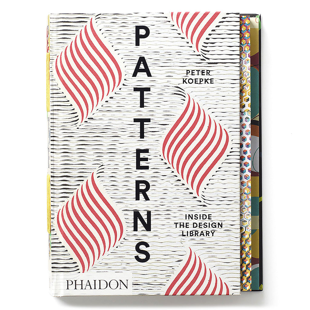 front cover of Patterns: Inside the Design Library by Peter Koepke