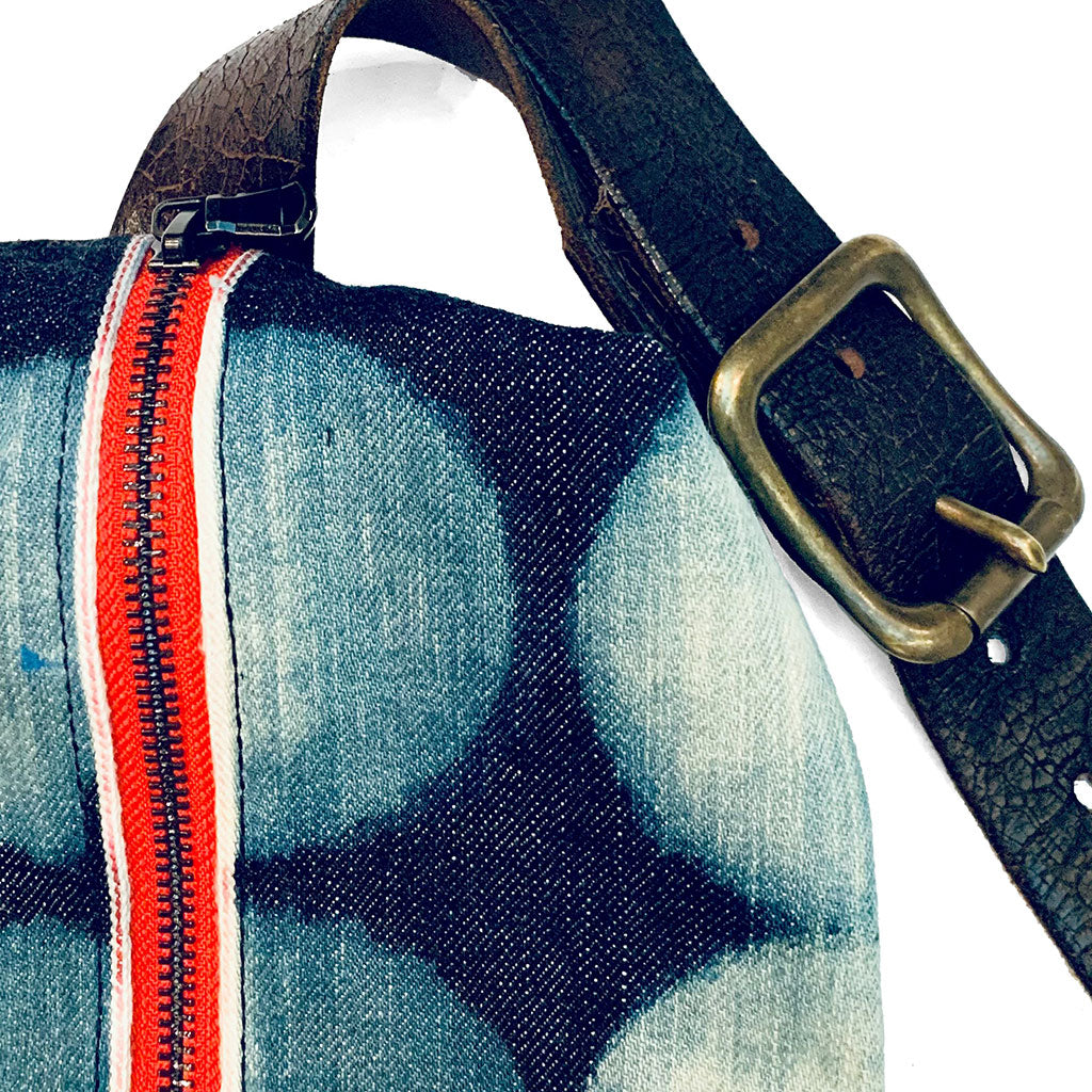 Selvedge Denim Waist Bag