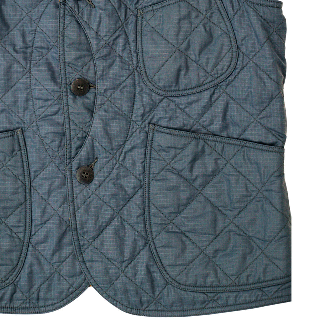 Transnomadica RRL Quilted Vest Medium