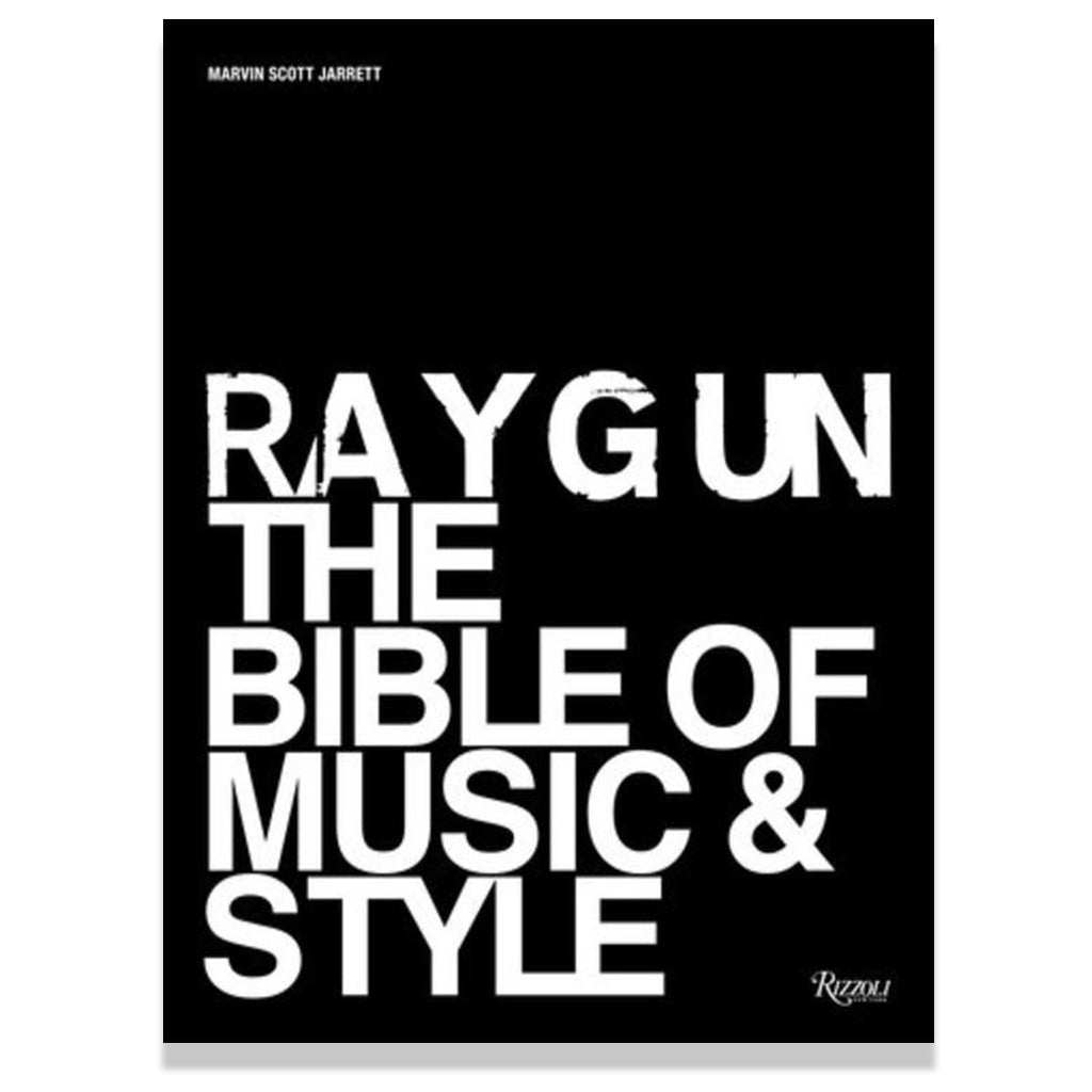 Front page of Ray Gun: The Bible of Music and Style