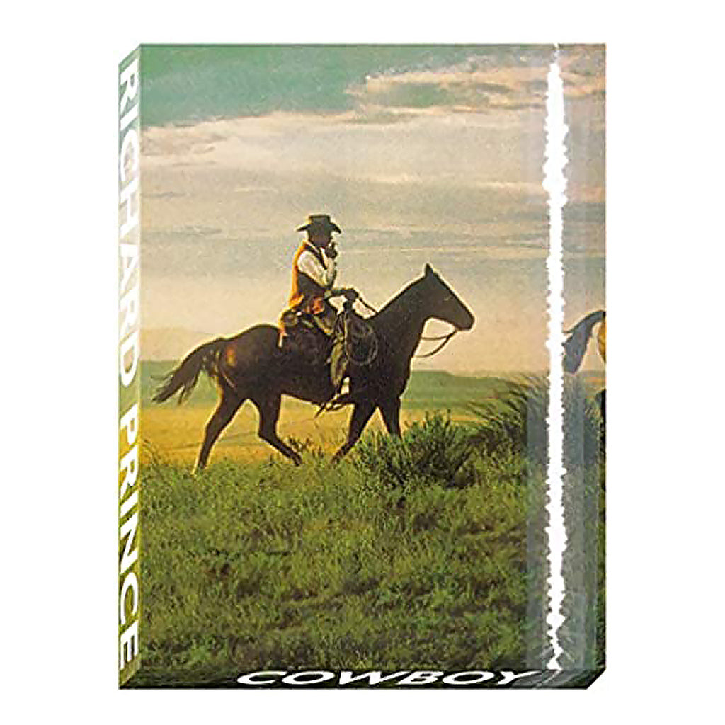 front cover of Richard Prince: Cowboy
