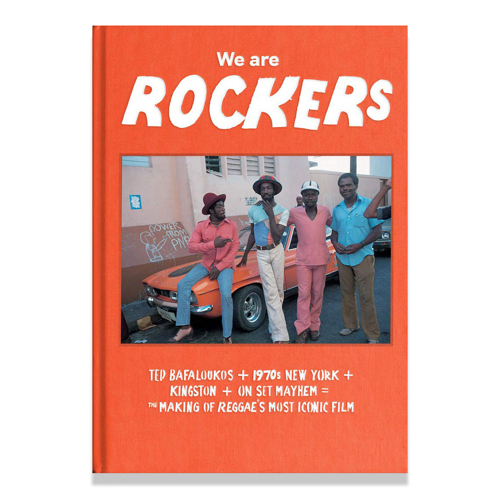 front cover of Rockers: The Making of Reggae's Most Iconic Film
