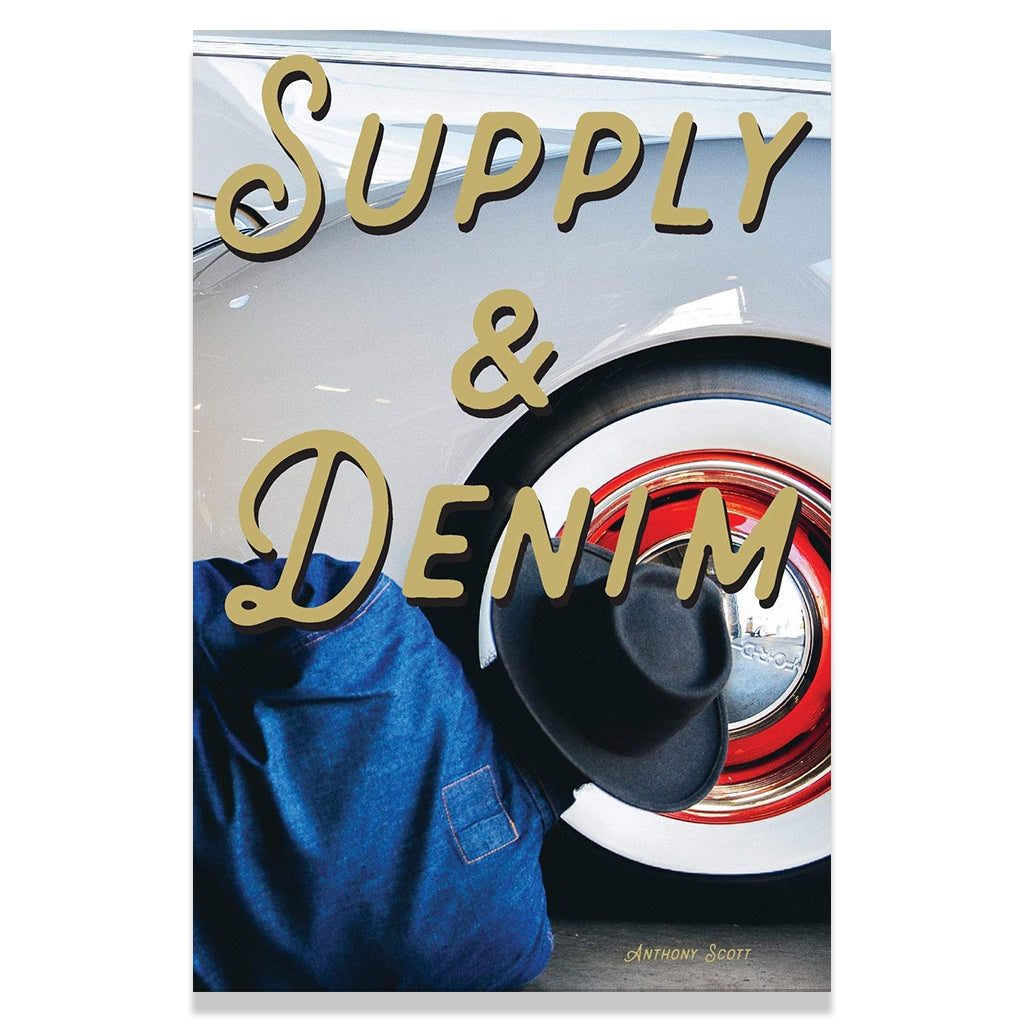Supply & Denim Vol.1 front page