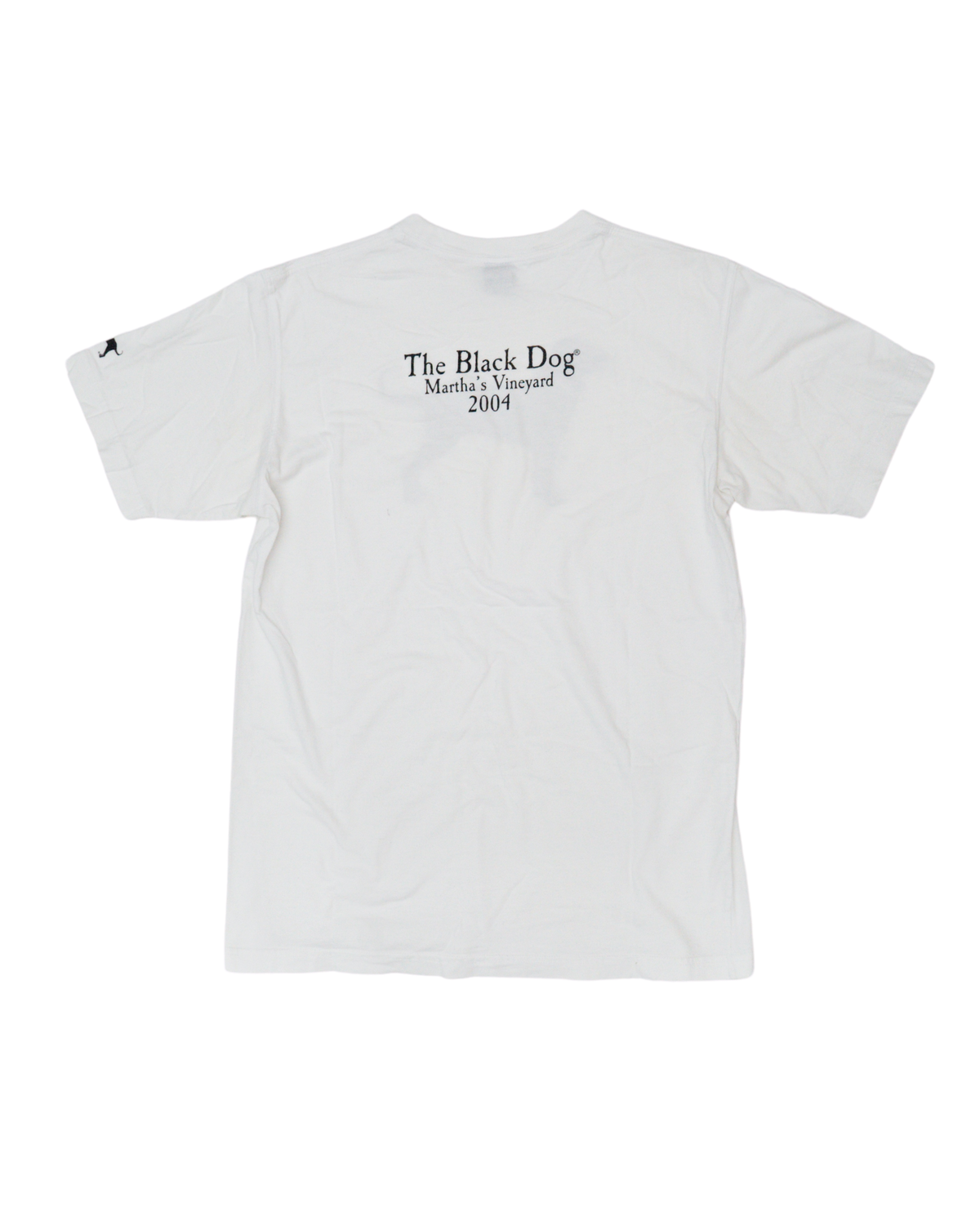 The Black Dog T-Shirt Medium