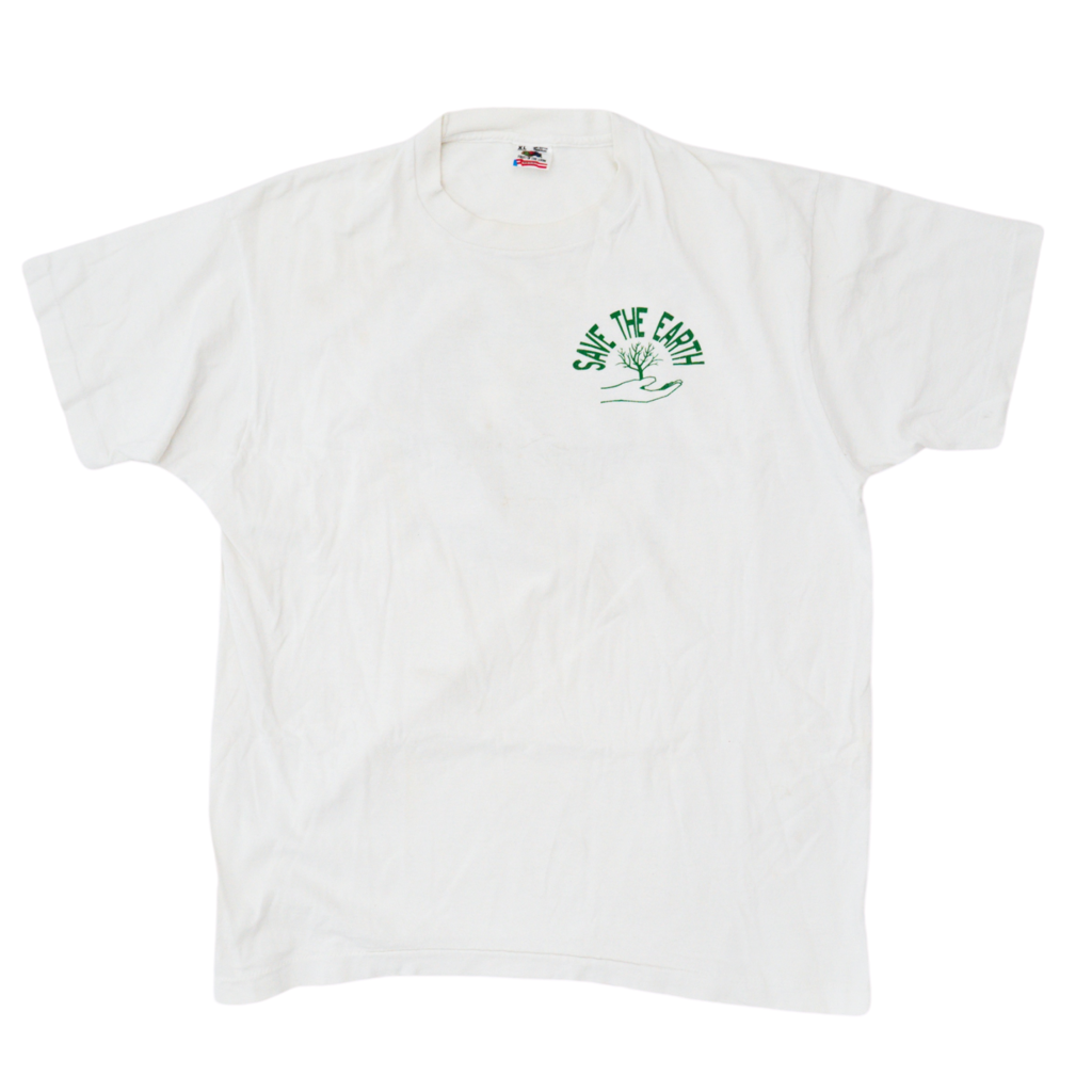 Save the Earth Tee. L
