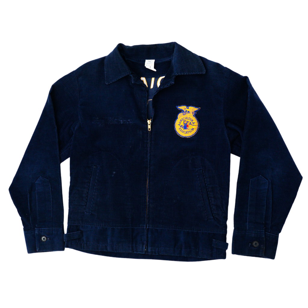 Transnomadica Supply Service FFA Corduroy Blazer Medium