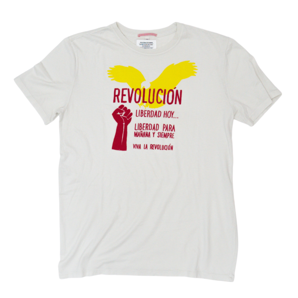 Viva La Revolución T-Shirt Medium