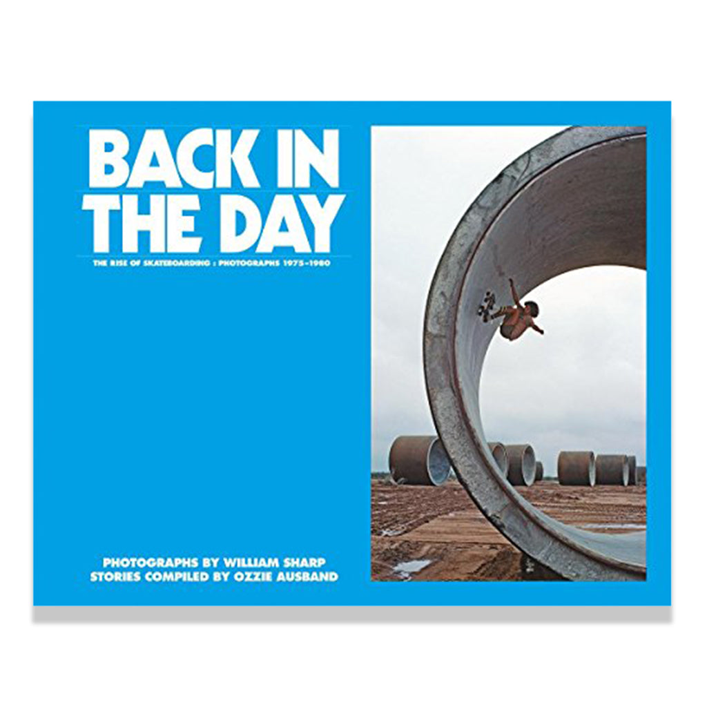 Front cover of Back in the Day by Ozzie Ausband