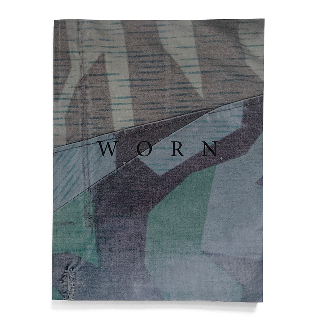 Front cover of The Vintage Showroom - Worn Book Vol 2