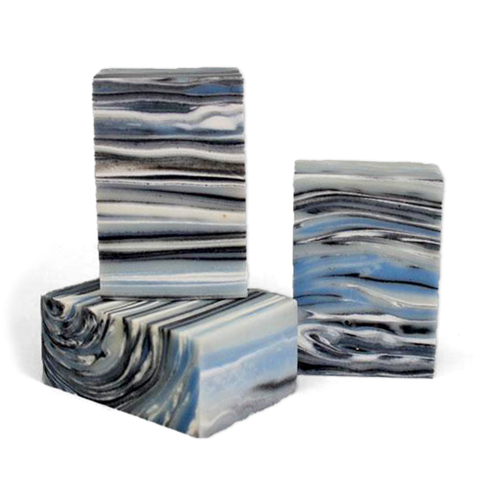 Waterbender - Japanese Indigo, Tea Tree & Rosemary Soap