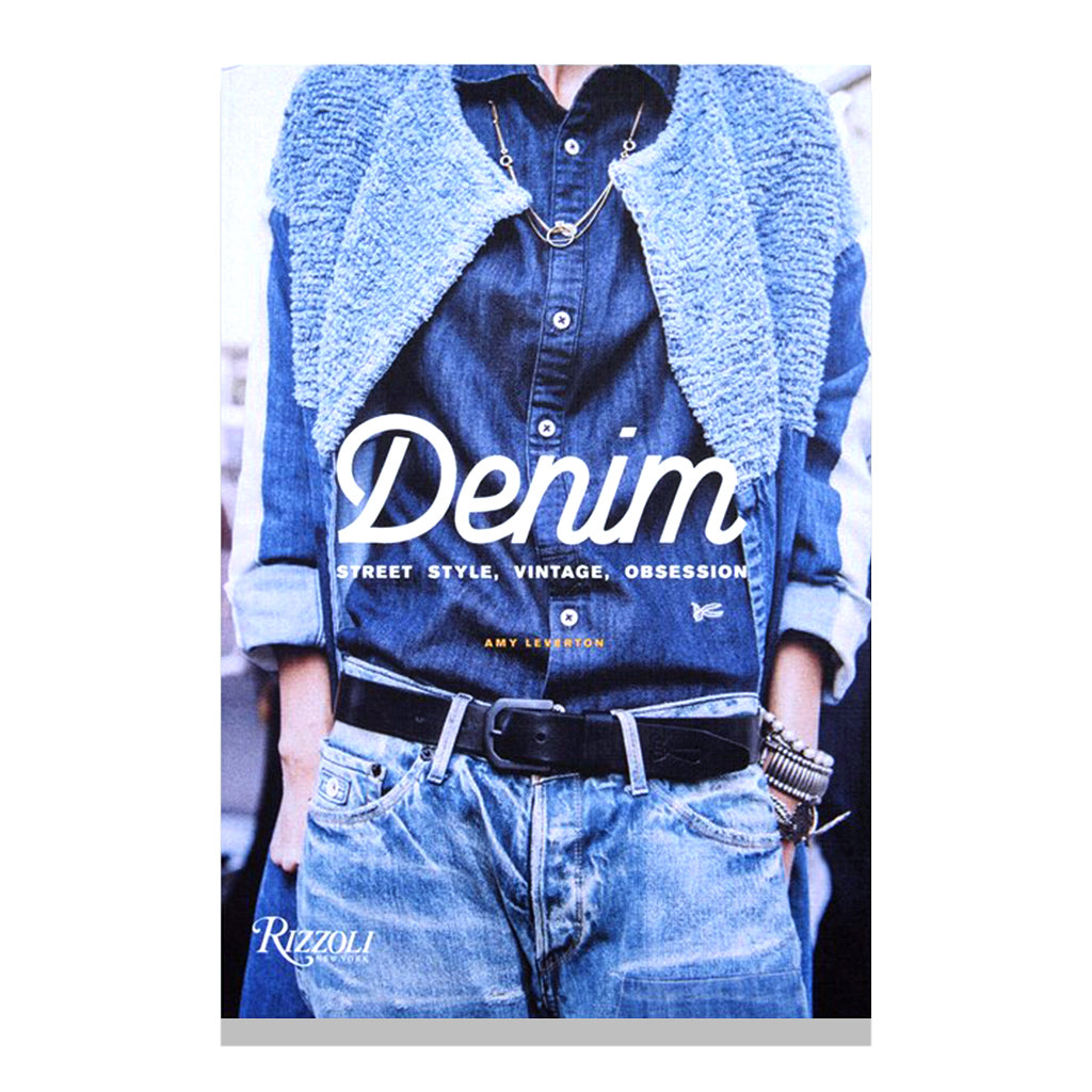 Front cover of Denim Street Style, Vintage, Obsession