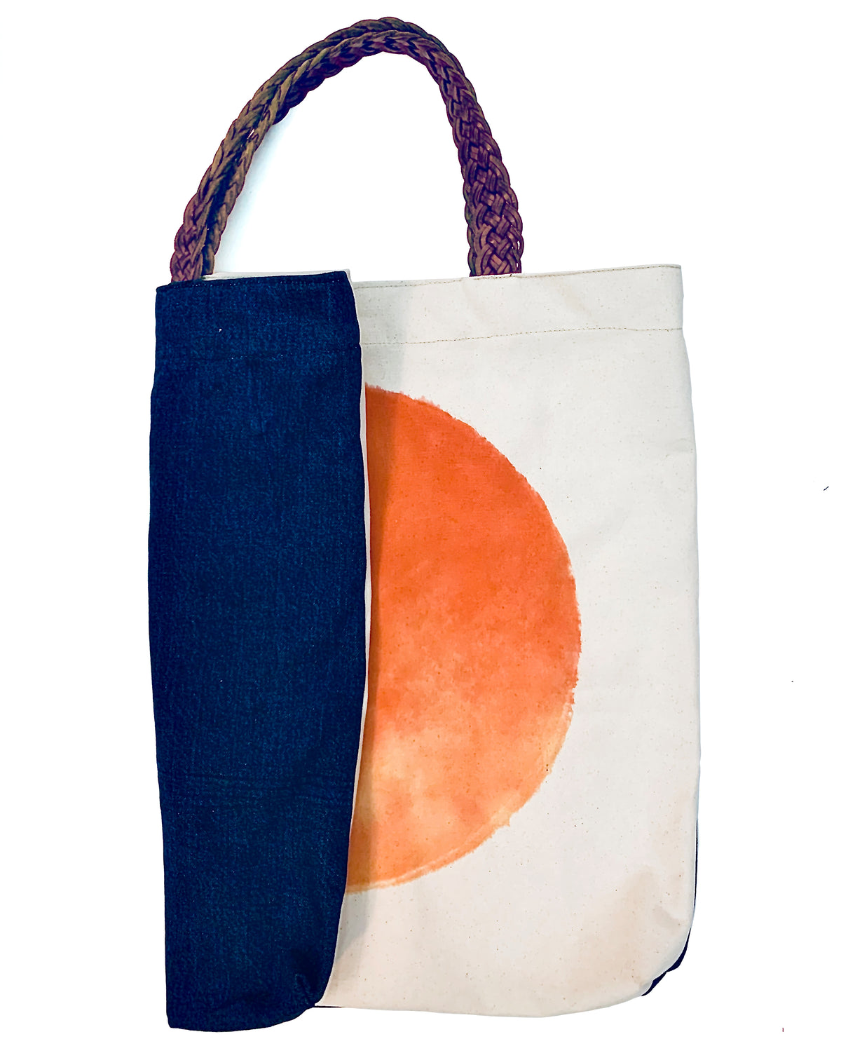 Ro054 Sunset Canvas Tote