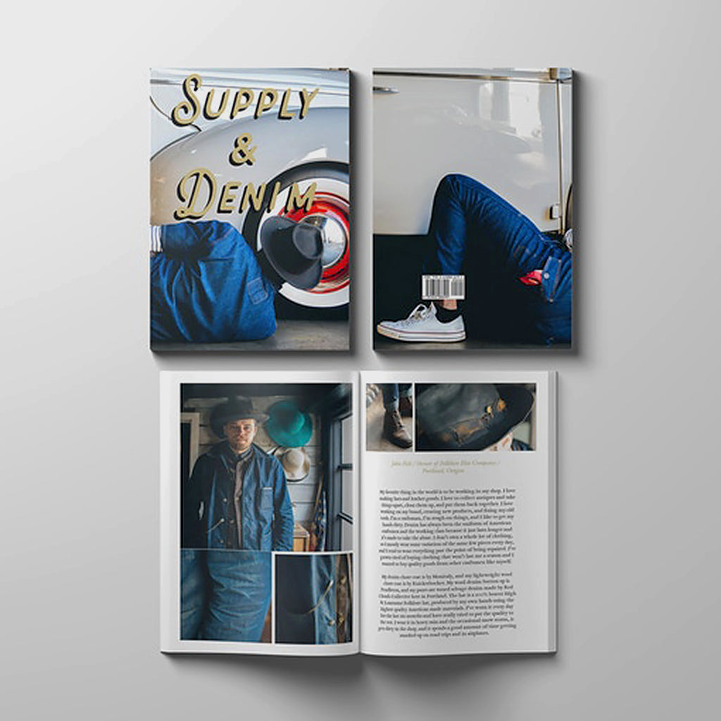 Supply & Denim Vol.1