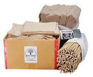 Box of 100 Eco Gards with stakes and mats