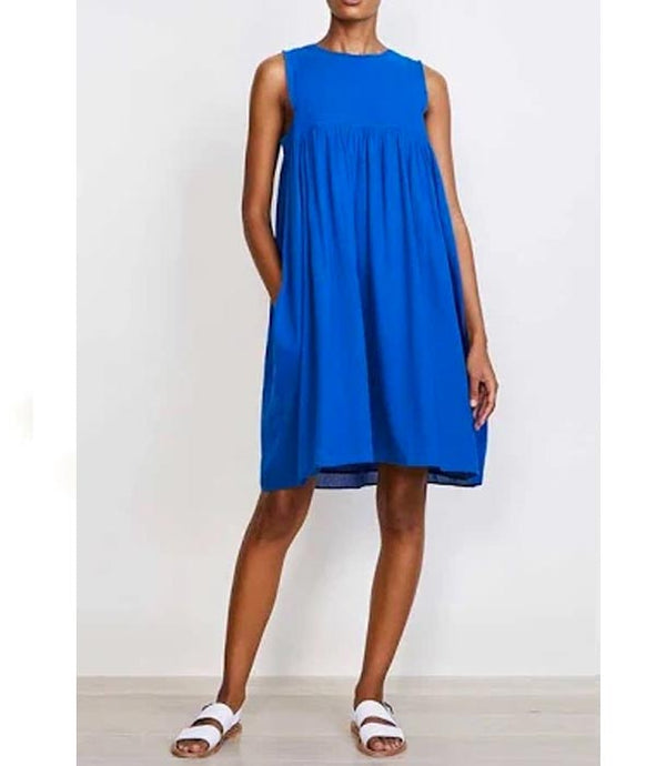 Safi Dress -Blue