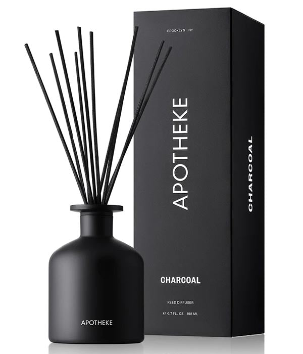 Charcoal Reed Diffuser 6.7 fl.oz