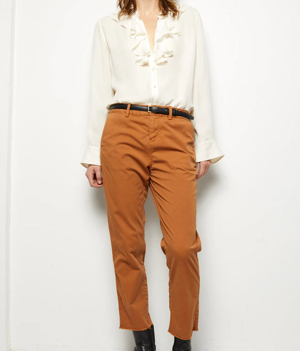Montauk Pant In Whiskey