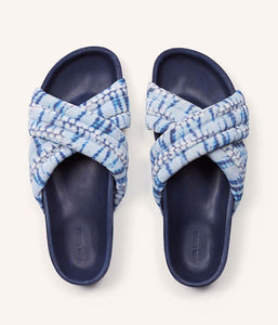 Holden Sandals - Blue