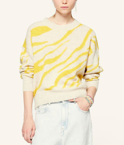 Genna Sweater - Yellow