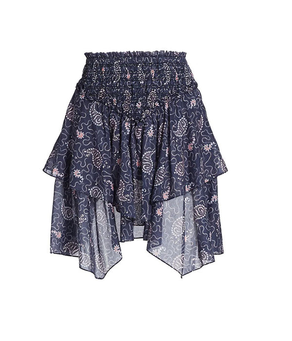 Also Skirt - Faded Night