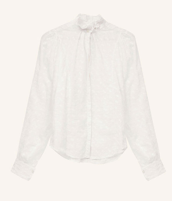 Terzali Top - White