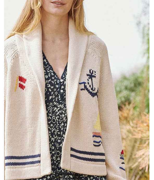 The Harbor Cardigan