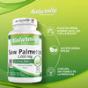 SAW PALMETTO | 1.000 MG | 90 CAPSULAS | AMERICANA | NATURALLY