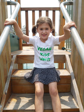 Load image into Gallery viewer, Vegan Kids Unite  || Kids T-shirt