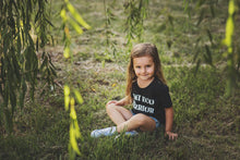 Load image into Gallery viewer, Cute Kids Mini Eco Warrior Sustainable Vegan Shirt